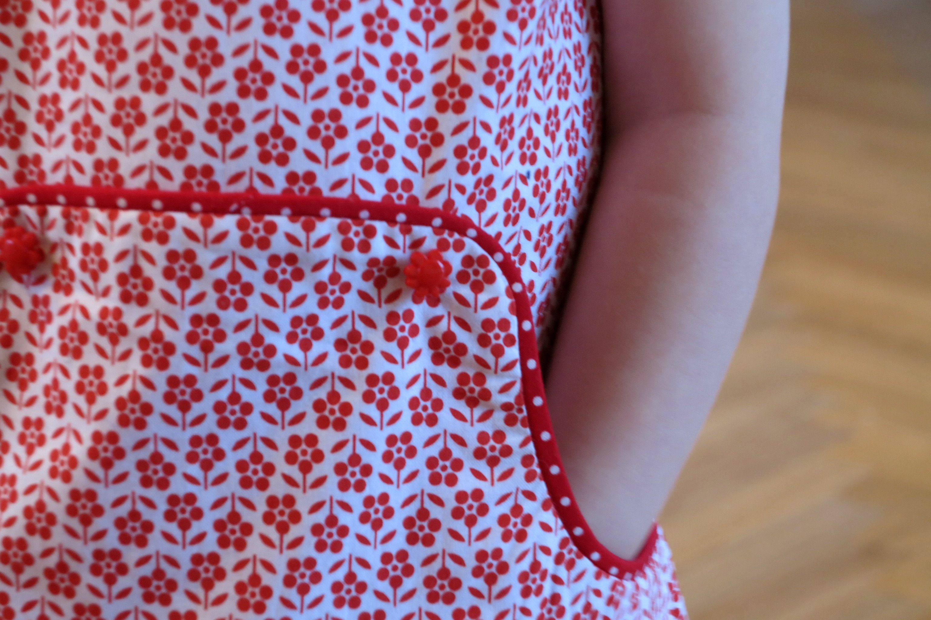 Dress Piping Design Tutorial The Louisa dress has already a